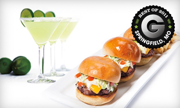 Houlihan's Restaurant and Bar - Springfield: $10 for $20 Worth of Eclectic Fresh-Made Fare and Drinks at Houlihan's Restaurant and Bar in Springfield