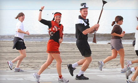 Long Beach Turkey Trot 10K at 9 AM or 5K at 10 AM on Thurs., Nov. 24 - Long Beach Turkey Trot in Long Beach