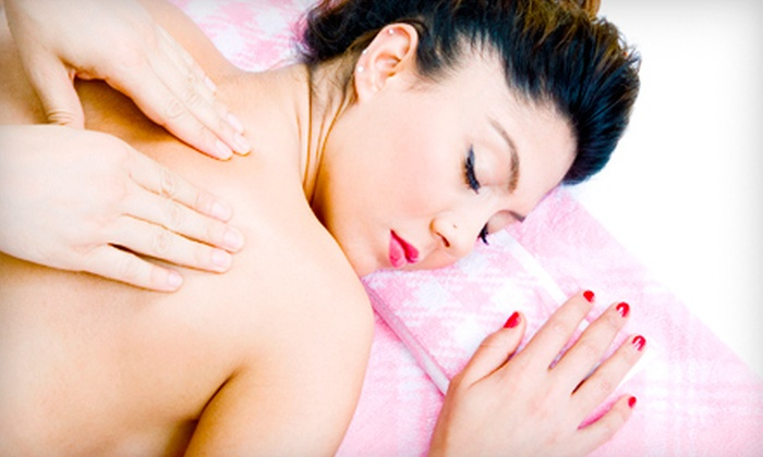 Unearth the Power - Multiple Locations: $22 for Massage at Unearth the Power ($45 Value)
