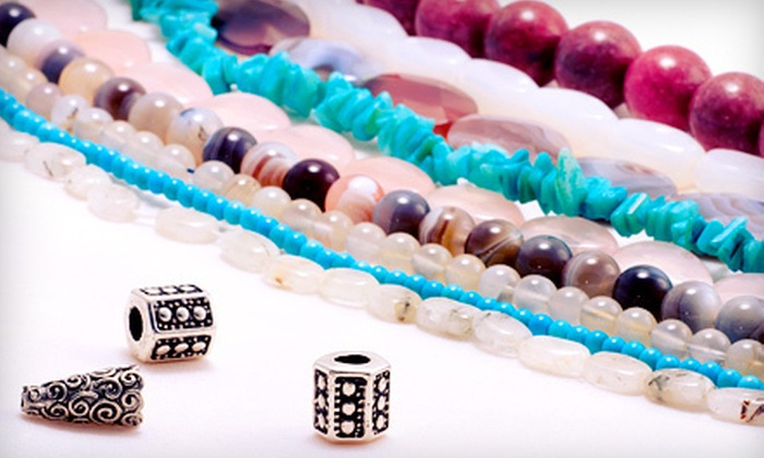 A Beadtiful Thing - Aurora: Introduction to Chainmaille Class for Two or $25 for $50 Worth of Beads and Supplies at A Beadtiful Thing in Aurora