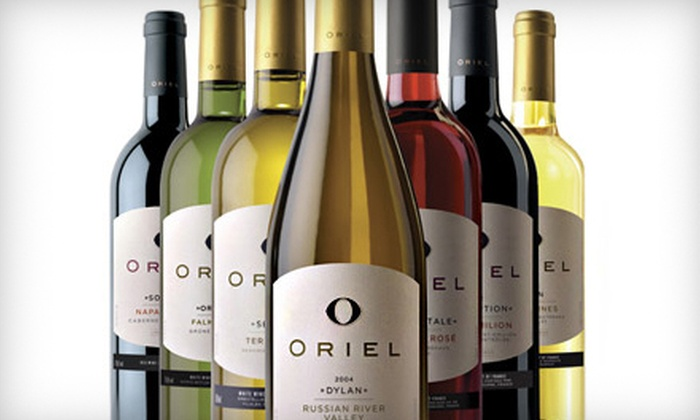 Oriel Wines: $39 for $80 Worth of Wine from Oriel Wines