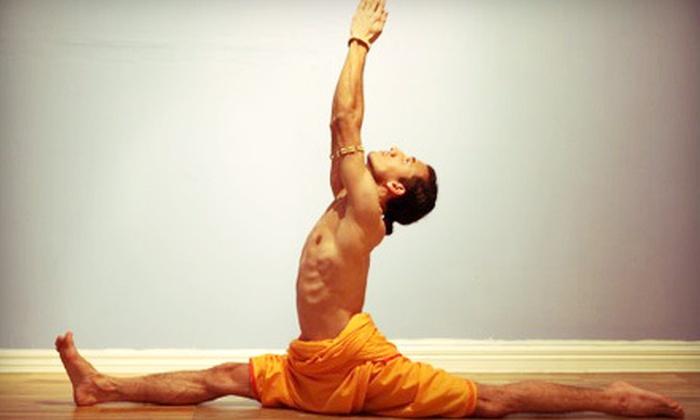 Gyan Yoga - Liberty Village: 10 or 20 Hot Yoga Classes at Gyan Yoga (Up to 87% Off)