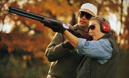 Clay Target-Shooting Package - Benton Sporting Clays in Charleston