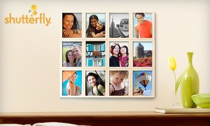 """Shutterfly: $10 for $20 Worth of 4""""x6"""" Photo Prints from Shutterfly"""