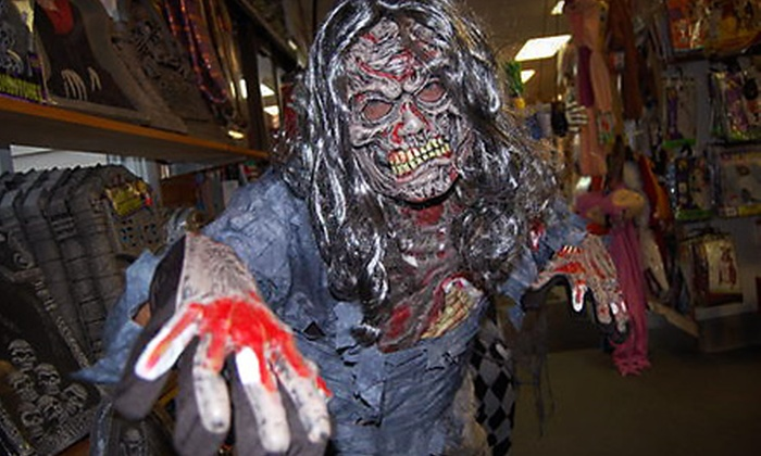 Odyssey Printwear - Aurora: $20 for $40 Worth of Costumes and Novelties at Odyssey Printwear in Aurora