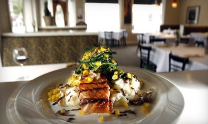 Currents - Tarpon Springs: $20 for $40 Worth of Seafood, Drinks, and Gourmet Fare at Currents in Tarpon Springs