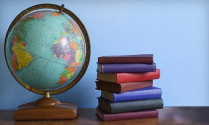 Philolingua Language School - Gaslamp: $40 for Six Hours of Foreign-Language Classes at Philolingua Language School ($90 Value)
