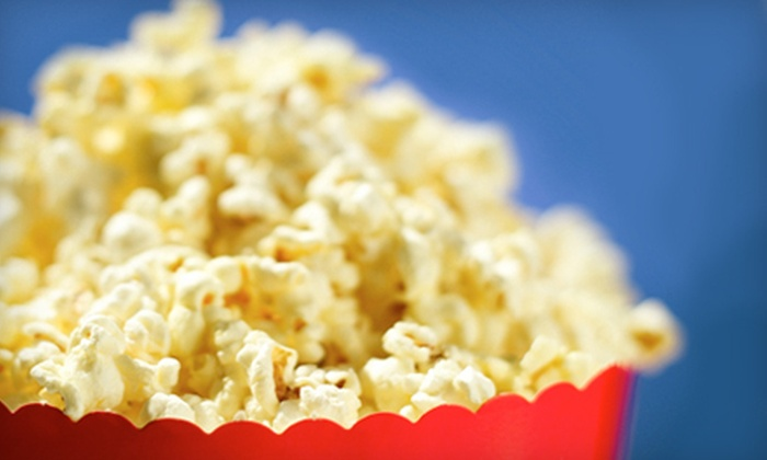 Pelham Picture House - Pelham: Movie Tickets, Small Sodas, and Small Popcorns for Two or Four at The Picture House (Up to 53% Off)