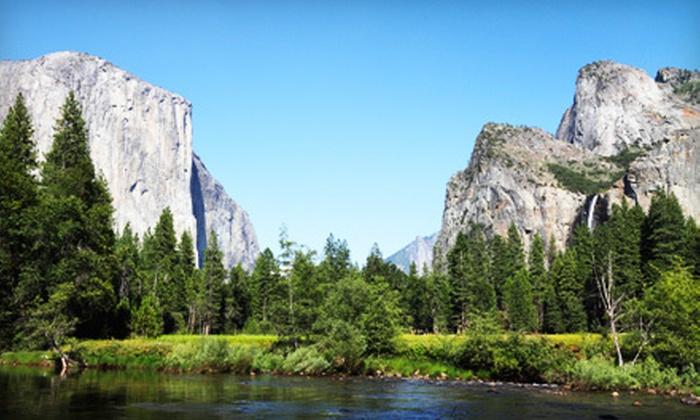 Yosemite Cedar Lodge - Mariposa: $135 for a Two-Night Stay and a Spa Basket at Yosemite Cedar Lodge in El Portal ($265 Value)