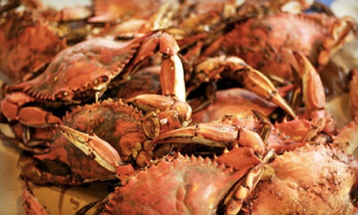The Seasoned Mariner - Edgemere: $20 for $40 Worth of Hearty Seafood Fare and Drinks at The Seasoned Mariner