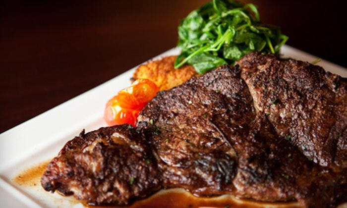 Strata Restaurant & Bar - Willowbrook: Contemporary American Cuisine for Lunch or Dinner at Strata Restaurant & Bar (Half Off)