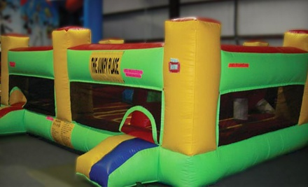 Four Bounce Packages (a $35 total value) - The Jumpy Place in Kyle