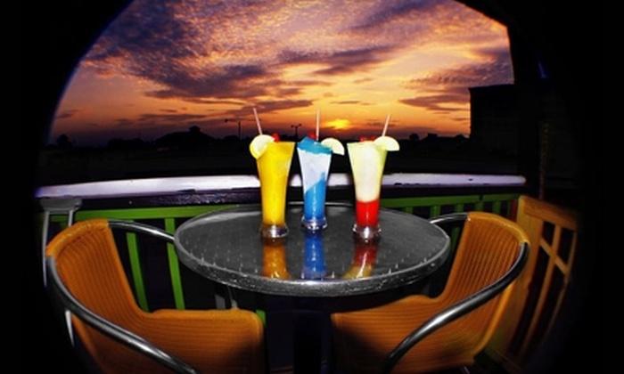 Jamrock Caribbean Bar & Grill - Jacksonville Beach: $10 for $20 Worth of Jamaican Cuisine at Jamrock Caribbean Bar & Grill in Jacksonville Beach