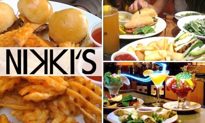 Nikki's - Venice: $13 for $30 Worth of Comfort-Infused Fare and Drinks at Nikki's