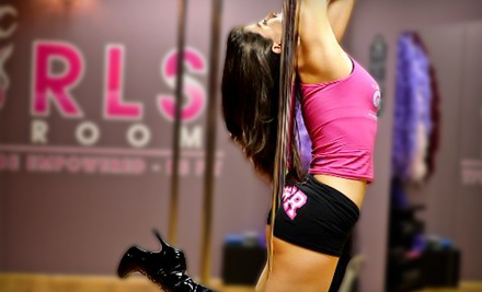 3 Pole-Dancing Classes (a $75 value) - The Girls Room in Dallas