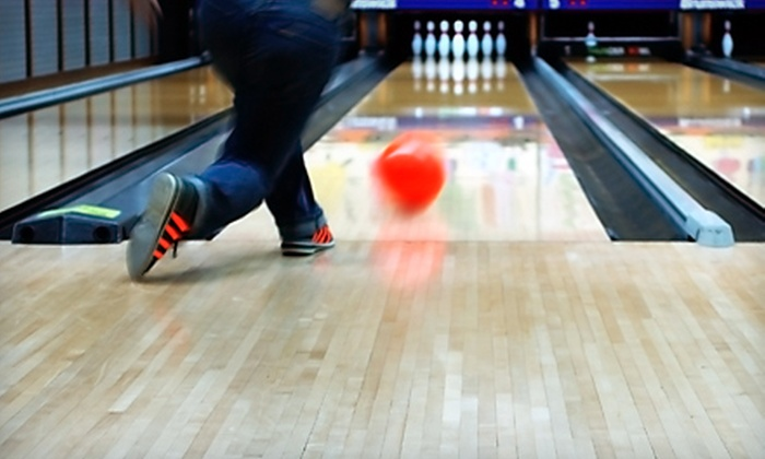 USA Bowl - Preston Hollow: $20 for a Bowling Outing for Four at USA Bowl (Up to $50 Value)