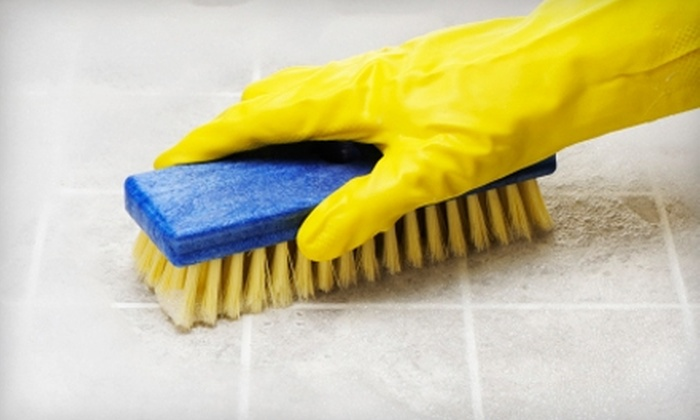 Major Floor Care - Spring Oaks: $64 for Tile Cleaning and Sealing from Major Floor Care ($198 Value)