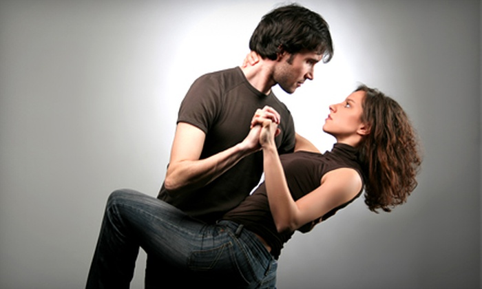 Pick School of Ballroom Dancing - San Francisco: $50 for Four Beginner Group Dance Lessons for Two at Pick School of Ballroom Dancing ($104 Value)