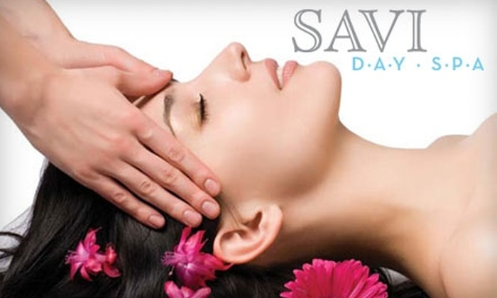 Savi Day Spa - New Tacoma: $45 for a One-Hour Massage or a Facial at Savi Day Spa in Tacoma ($95 Value)