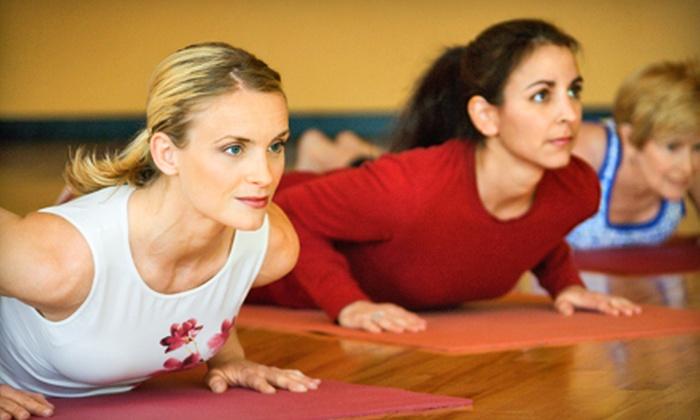 Pilates Emporium - St Catharines-Niagara: Five or Ten Drop-In Sessions at Pilates Emporium
