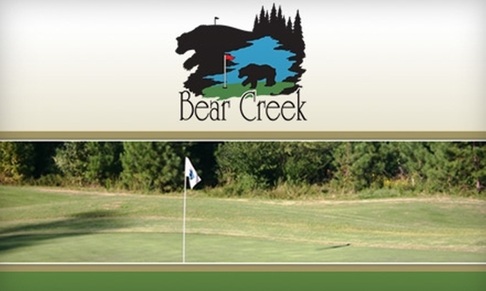 Bear Creek Golf Club - Jersey: $42 for 18 Holes of Golf and Cart Rental for Two at Bear Creek Golf Club (Up to $84 Value)