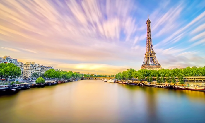 Paris Vacation With Hotel And Air From Gate 1 Travel In