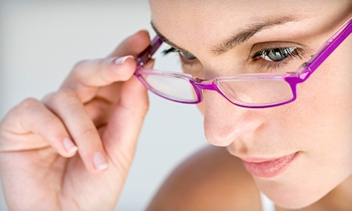 Joss Vision Care - Montcalm: $75 for $150 Worth of Prescription Eyewear at Joss Vision Care