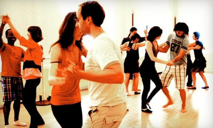 Mazouka Dance Company - Multiple Locations: $25 for a Four-Week Dance Course at Mazouka Dance Company ($60 Value)