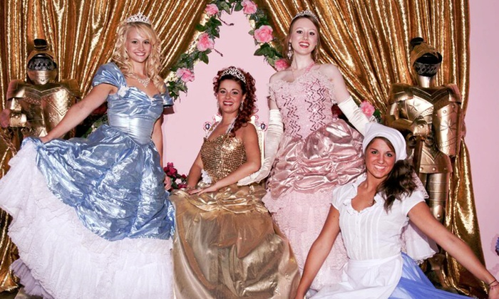 Tea Party Castle - Utica: Fancy Tea Soiree at Tea Party Castle (50% Off)