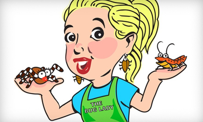 The Bug Lady's Science Academy - Wichita: Saturday Science Class, 4-Week Science Sessions, or a Birthday Party at The Bug Lady's Science Academy (Up to 60% Off)