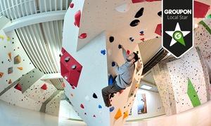 UP Kletterzentrum Oldenburg: Tageskarte Klettern oder Bouldern für 2, 4 oder 8 Personen im UP Kletterzentrum Oldenburg ab 11 € (bis zu 55% sparen*)