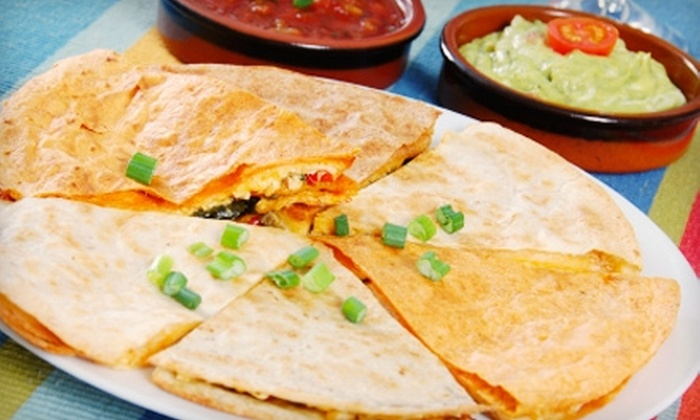 Bazzura Cafe - Doral Resort and Country Club: $7 for $15 Worth of Colombian Dinner Fare and Drinks at Bazzura Cafe in Doral