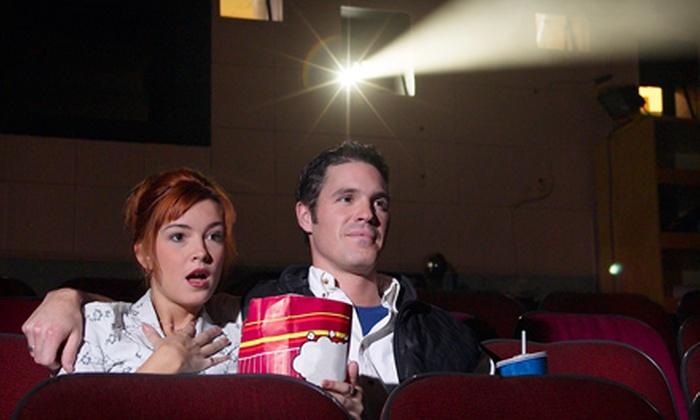 The Screening Room Cinema Café - Eggertsville: $10 for Movie Night for Two at The Screening Room Cinema Café in Amherst ($25 Value)