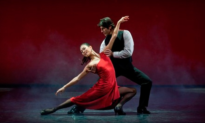 Tulsa Ballet - Multiple Locations: $85 for One Ticket to Three Tulsa Ballet Performances at the Tulsa Performing Arts Center ($171 Value). Three Options Available.