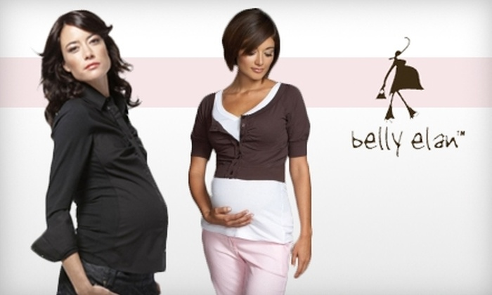 Belly Elan - Provincetowne: $25 for $50 Worth of Maternity Clothing and Diaper Bags at Belly Elan