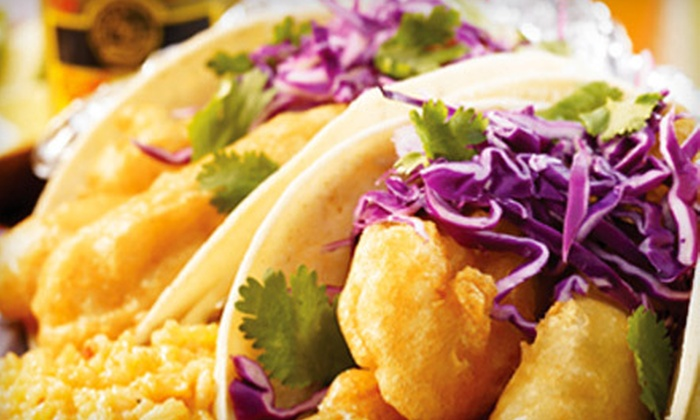 Berryhill Baja Grill - West Lake Hills: Meal for Two or Four or $10 for $20 Worth of Fish, Shrimp Tacos, and Baja-Mexican Fare at Berryhill Baja Grill