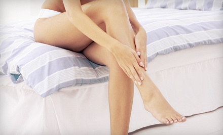 Six Laser Hair-Removal Treatments for a Small Area - Janelle MediSpa in Bowie