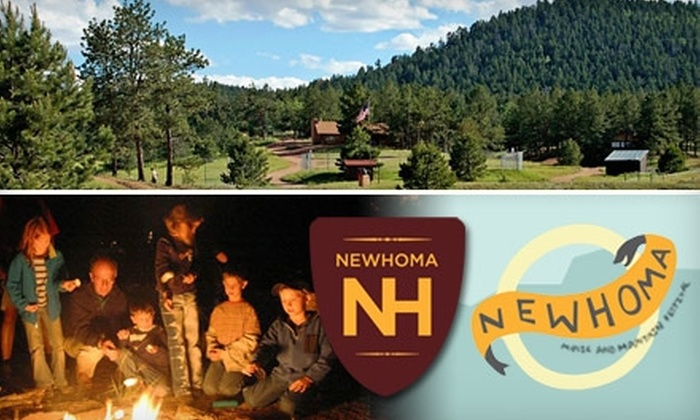Newhoma Music & Mountain Festival - Lake George: $22–$32 Admission to Newhoma Music & Mountain Festival August 20–22 in Florissant (Up to $59 Value). Three Dates Available.