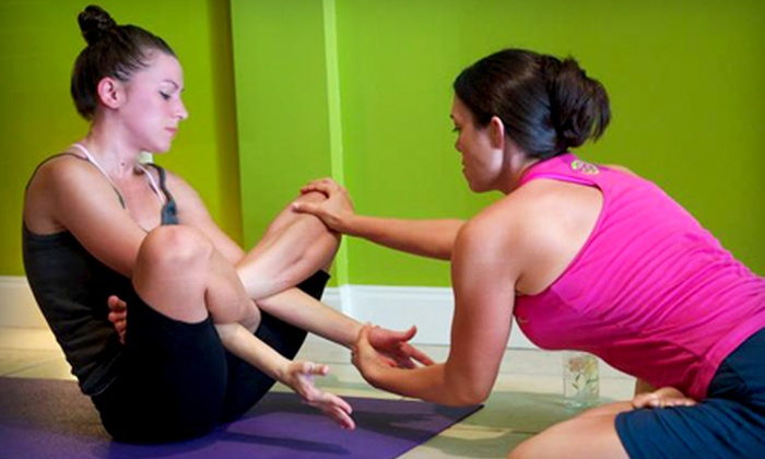 The Yoga Shala - Winter Park: $30 for a Four-Week Beginning Yoga Course at The Yoga Shala in Winter Park ($90 Value)