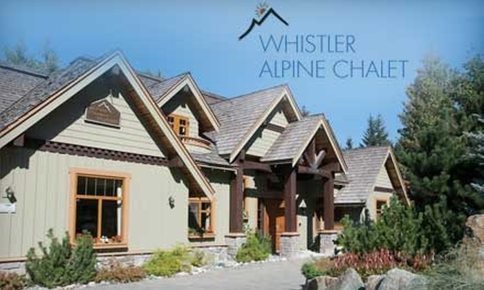 Whistler Alpine Chalet Retreat & Wellness - Whistler: $179 for a One-Night Stay and Three-Course Breakfast at Whistler Alpine Chalet Retreat & Wellness in Whistler, B.C. ($363.66 Value)