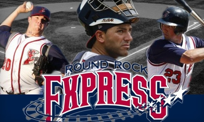 Round Rock Express - Round Rock: $59 for Five Thursday Game Tickets and Intel Club Passes to Round Rock Express ($120 Value)