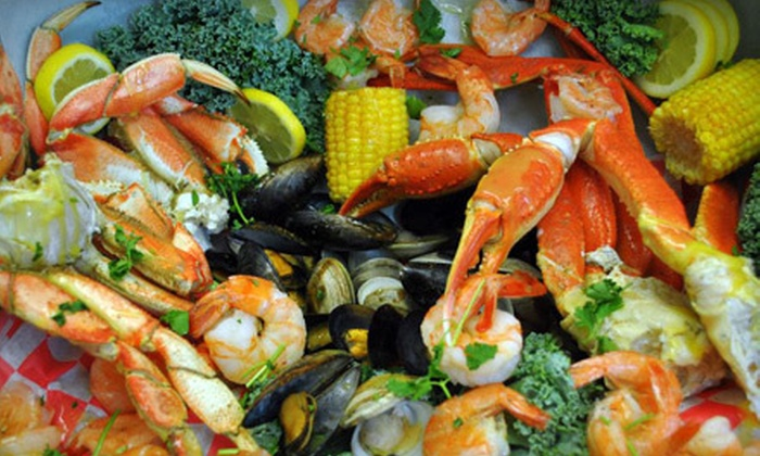 A'nets Katch - Queen Pines: $7 for $15 Worth of Cooked or Fresh Seafood at A' Nets Katch in Knightdale