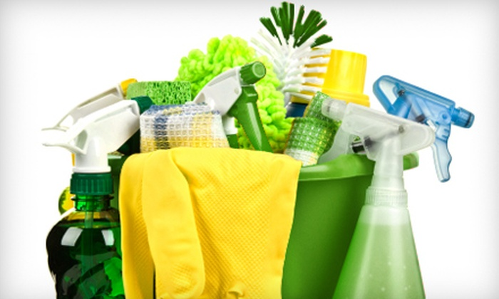 Clean Green of Alaska - Anchorage: $30 for One Hour of House-Cleaning Services from Clean Green of Alaska ($60 Value)