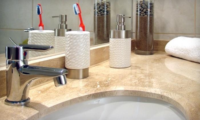 Azarius Enterprises - Saskatoon: $55 for a Kitchen and Bathroom Cleaning from Azarius Enterprises ($160 Value)