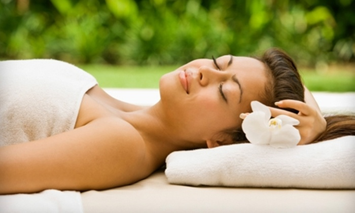 A Feel Good Experience Spa - Multiple Locations: $40 for $80 Worth of Spa Services or $80 for Feel Good Eyelash Extensions ($175 Value) at A Feel Good Experience Spa
