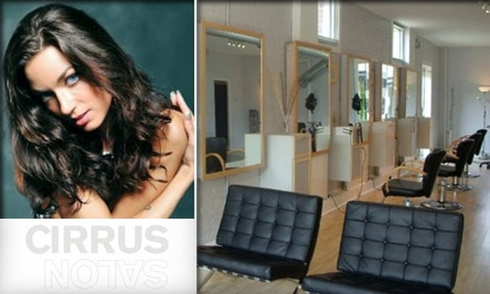 Cirrus Salon - Wilmore: $20 for a Haircut, Blow-Dry, and Styling at Cirrus Salon
