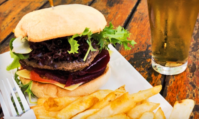 Creek Monkey Tap House - Martinez: $16 for Craft Beers for Two and $20 Worth of Pub Fare at Creek Monkey Tap House in Martinez (Up to $36 Value)