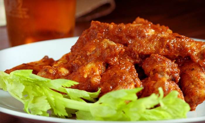 Wink's Eatery - Central London: $10 for $20 Worth of Pub Cuisine and Drinks at Wink's Eatery
