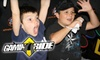 Gamin' Ride - Long Island: $199 for a Two-Hour Birthday Party for 16 Children from Gamin' Ride Mobile Video Game Theater ($399 Value)