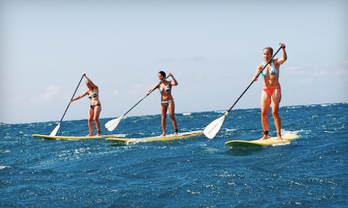 South Coast Watersports - Port Dover: Paddleboard Lesson or Tour from South Coast Watersports in Port Dover
